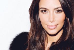 Kim Kardashian Lash extensions