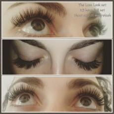 Luxx Look Eyelash Set