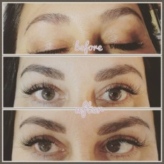 Eyebrow Extensions by Luxx Lash Salon