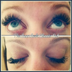 the luxx look classic eyelash set by Luxx Lash